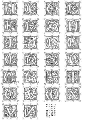 laurea lettere antiche foglio con le lettere dell alfabeto 3 disegno da colorare