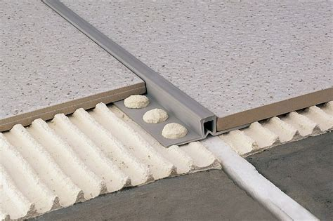 Expansion Joints As They Relate To Wall And Floor Tiles