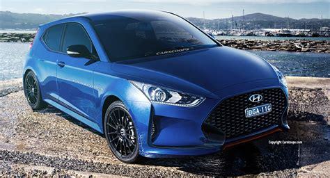 Future Hyundai Cars by Future Cars 2018 Hyundai Veloster Keeping It Asymmetrical
