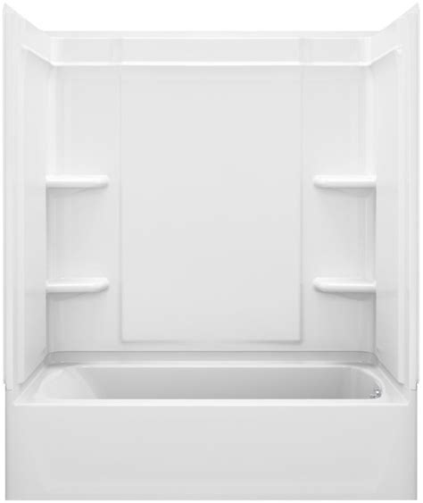 Sterling Bathroom Fixtures Faucet 71370120 0 In White By Sterling