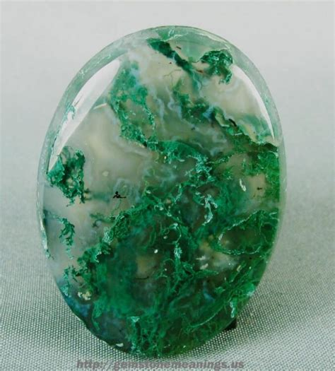 Moss Agate Meaning   The Magical Stone For Gardener