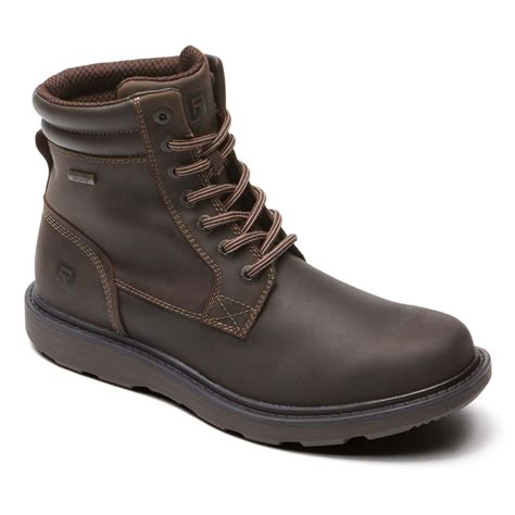 ebay boats shoes rockport mens boat builders plain toe lace up casual