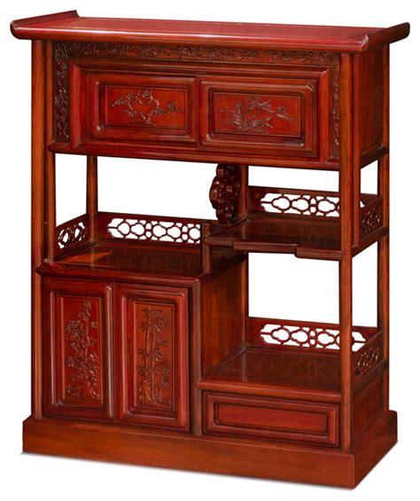 china furniture and arts rosewood bookshelf display
