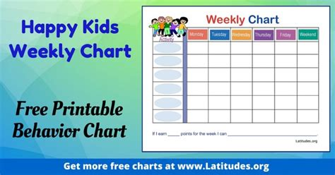 printable reward charts for elementary students free printable behavior charts for home and school acn