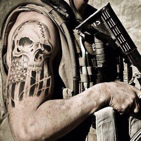 badass tattoo badass skull tattoos