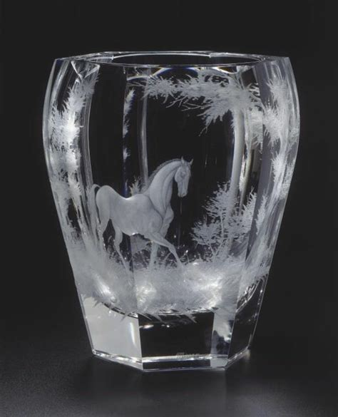 Engraved Glass Vases La Gravure Sur Verre Joli Moyen De Personnaliser Vos