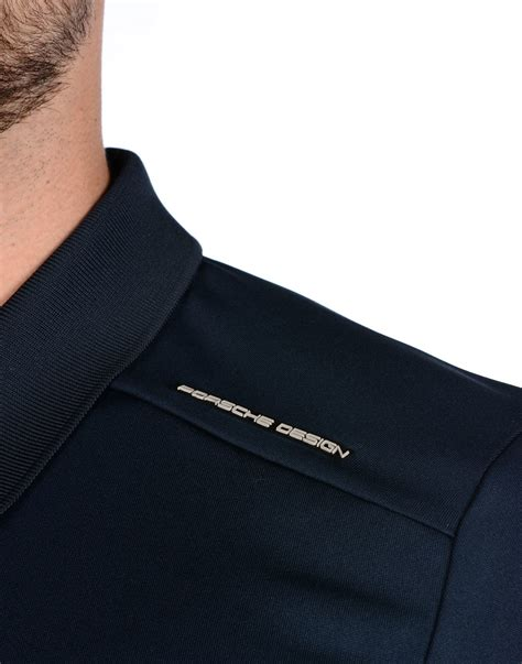 Porsche Shirts Sale by Lyst Porsche Design Polo Shirt In Blue For Men