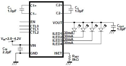 what integrated circuit design process led to faster computers simple led driver circuit design project using tca62735aflg led driver ic