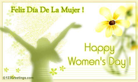 imagenes de feliz dia en ingles feliz dia de la mujer en espa 241 ol e ingles banco de
