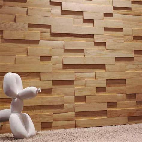 Bois Pour Mur by Les 25 Meilleures Id 233 Es De La Cat 233 Gorie Parement Bois Sur