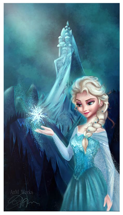 elsa painting so you can t by mallemagic on deviantart rise of