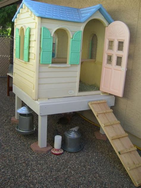 kids playhouse   coop questions backyard