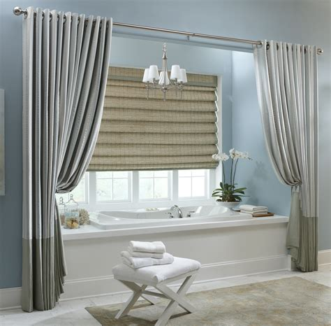 Modern Bathroom Window Curtains 15 Bathroom Shower Curtain Ideas Custom Home Design