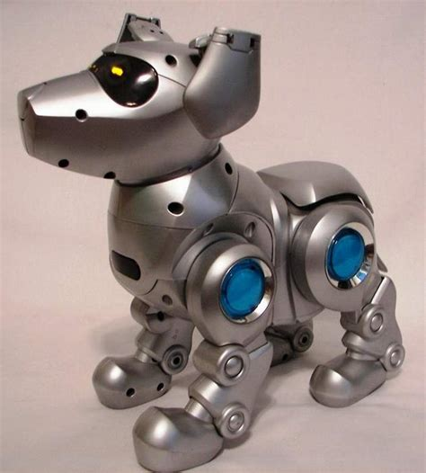 Tekno Robot tekno the robotic puppy the robot s web site