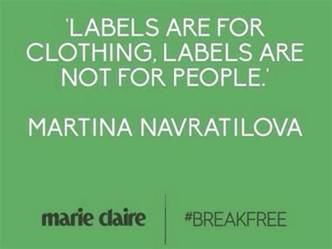 Fashion Labels In Braille Its Not About How You Look But How You Feel by Breakfree From Labels Inspiring Quotes On
