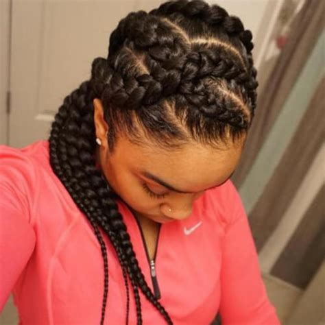 Criss Cross Hairstyle Little Girl   HairStyles