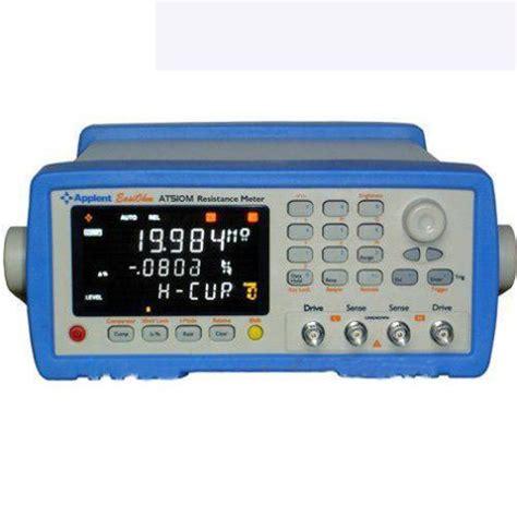 Micro Ohm Meter Micro Ohm Meter Ebay