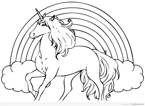 unicorn coloring unicorn coloring pages timykids