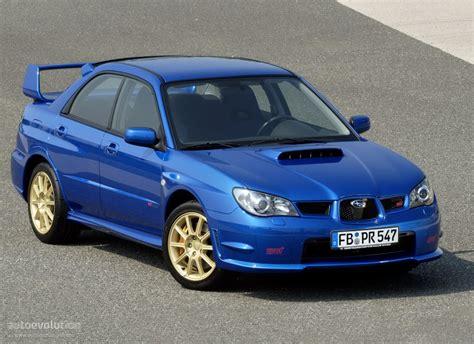 how do i learn about cars 2005 subaru forester instrument cluster subaru impreza wrx sti specs 2005 2006 2007 autoevolution