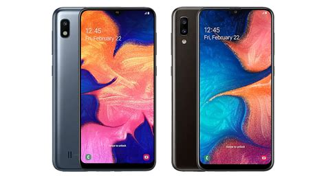 Samsung A10 6990 by Samsung Galaxy A10 And A20 Now Available In The Philippines Techno Guide