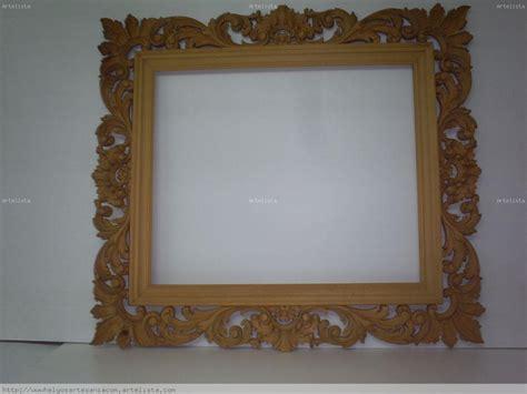 imagenes de paisajes tallados en madera marco tallado clasico helyos torralba aguado artelista com