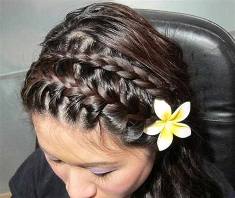 chrissy lkin 2 french braids styles 40 two french braid hairstyles for your perfect looks