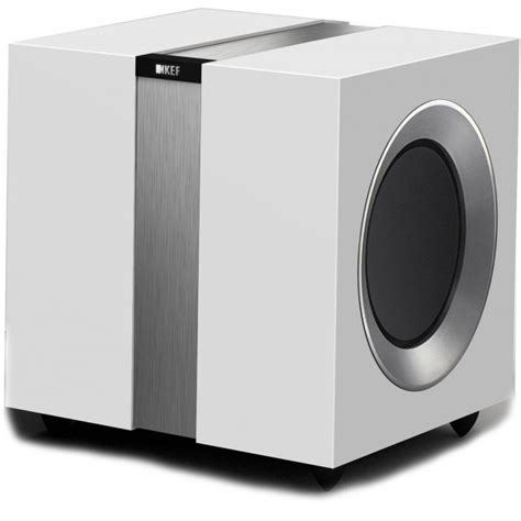 kef r400b subwoofer home audio visual