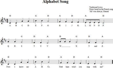 row row your boat on recorder alphabet song recorder sheet music