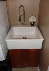 Laundry Room Utility Sink Cabinet Laundry Room With Utility Sink Home Design Ideas