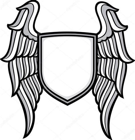 imagenes vectoriales alas escudo y alas archivo im 225 genes vectoriales