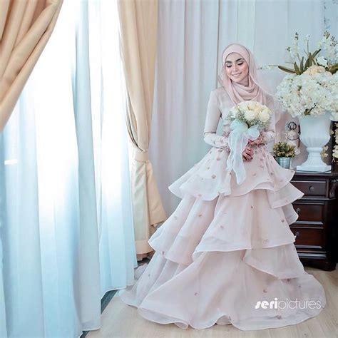 Dress Muslim Corak 25 best ideas about wedding on