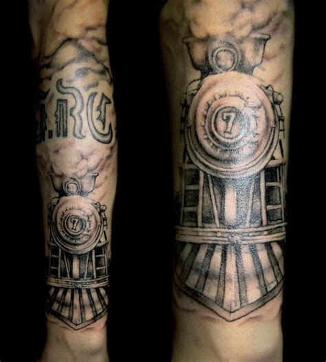 steam train tattoo designs steam unfinished by tainted orchid on deviantart