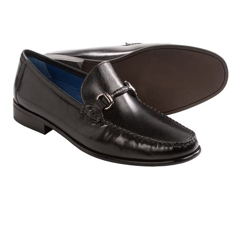 loafers for florsheim sarasota bit loafers for in black smooth