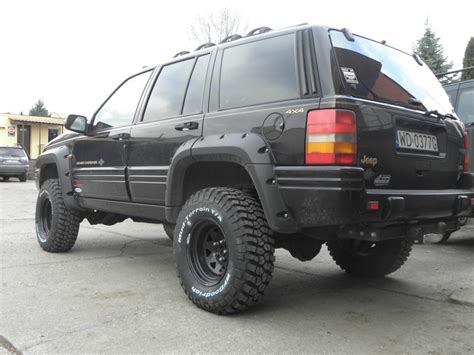 04 Jeep Grand Lifted Jeep Grand Zj Lift 3 Cale Country Warstat Pl
