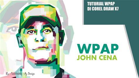 tutorial wpap corel draw youtube tutorial wpap di corel draw x7 by takevektor youtube