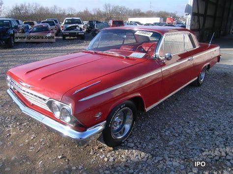 1962 chevy impala specs 1962 chevrolet impala car photo and specs