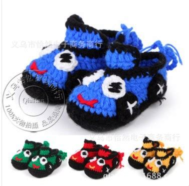 Handmade Slippers Patterns - crochet baby shoes boys handmade booties baby house