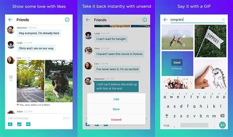 yahoo instant messenger for android new yahoo messenger for android and ios lets you unsend ims pocketnow