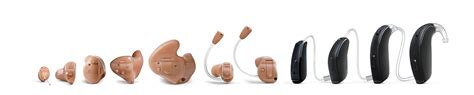 hearing aid types hearing aid styles and hearing loss solutions welsch