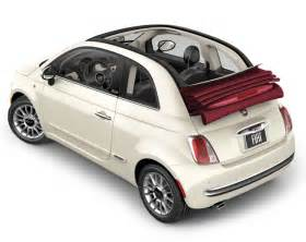 Fiat 500 Cabrio Automatic Fiat 500 Cabrio Chicago Area Fiat Dealerships