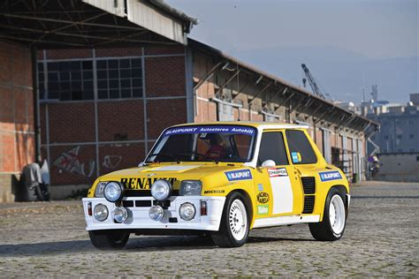 renault 5 turbo group head to paris come back with the ultimate 80s hatch