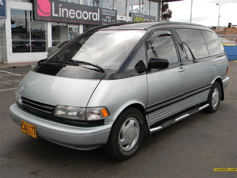 toyota estima 1991 toyota previa information and photos momentcar