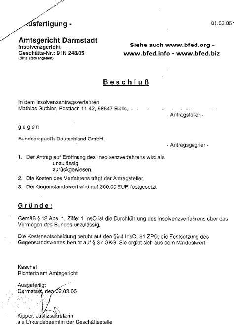 Antrag Briefwahl Darmstadt 10 03 2005