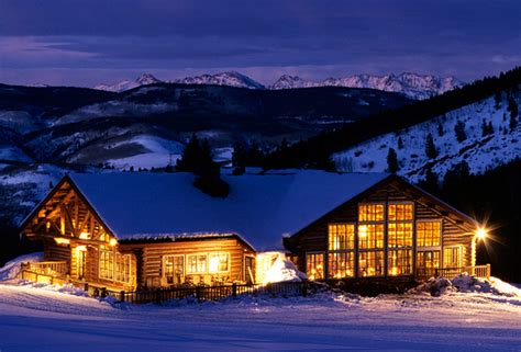Beano S Cabin by The Best Vail Restaurants Four Seasons Magazine