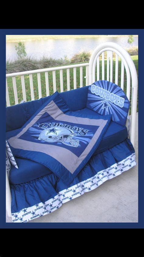 Dallas Cowboy Crib Bedding 187 Best Images About Dallas Cowboys Baby On Football Infants And Dallas Cowboys