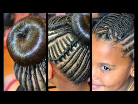 african american children plaits african american braided hairstyles for kids braided