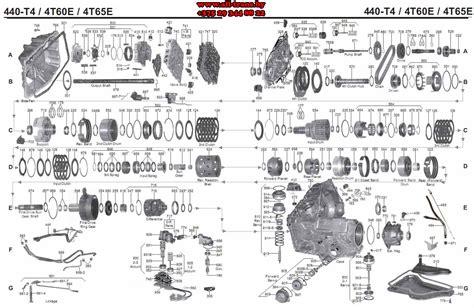 АКПП Gm 4t60e 4t65e 4t60 Запчасти и ремонт АКПП 4t60e