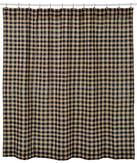 victorian heart shower curtains burlap black check shower curtain by victorian heart