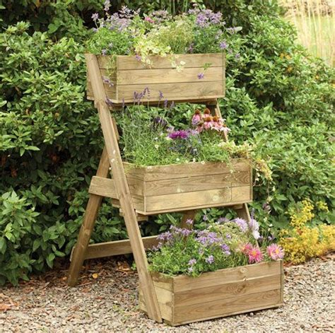 Vegetable Planters Wooden by Beautiful And Useful Wooden Planters Dear Designer