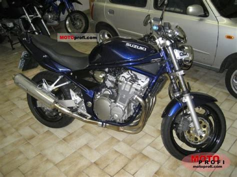 Suzuki 600 Bandit Specs Suzuki Gsf 600 N Bandit 2003 Specs And Photos